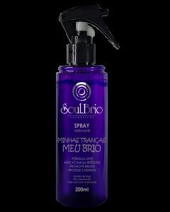 Spray  Hidratante - Minhas Tranças, Meu Brio