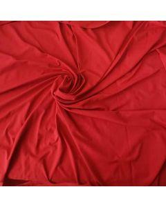 Turbante Liso-Vermelho