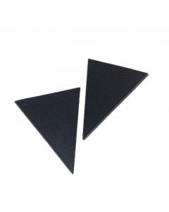 Brinco Triângulo-Preto
