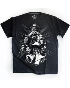 Camiseta Resisto OPM - Um Salve ao samba-EGG