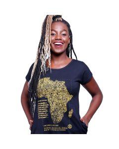 Continente Africano - Vestido -G3
