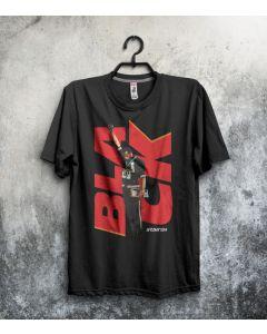 Camiseta Black Power-Preto-GG