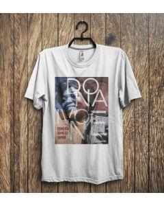 Camiseta Dona Ivone Lara-Branco-P