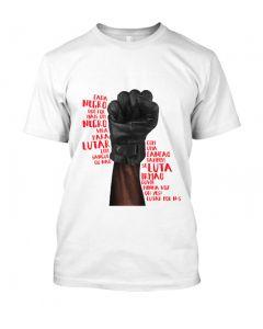Camiseta Resistência Negra