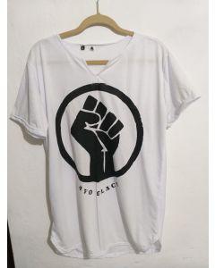 Camiseta Resistência-Vermelho-P