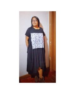 Vestido Nega Antonia 17