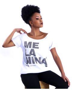 Camiseta Resisto OPM - Melanina-EGG
