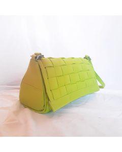 Bolsa treliça verde
